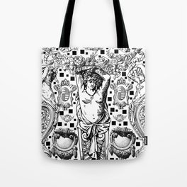 Cariatides Tote Bag