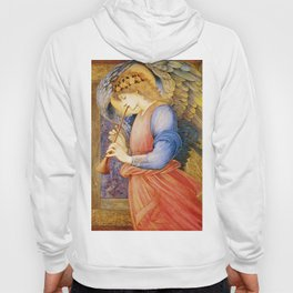 Angel Gabriel Antique Spiritual art Hoody