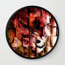 Haunted Blix Wall Clock