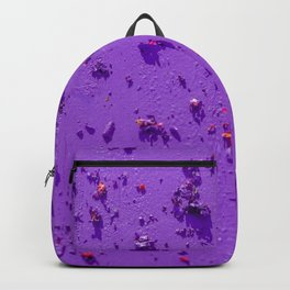 textured paint gradient 0735 Backpack