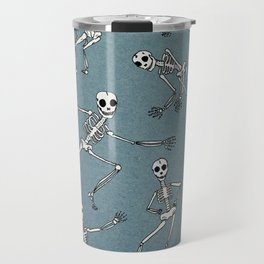 Skeletons Travel Mug
