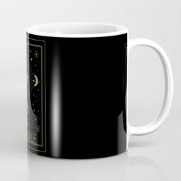 L'Etoile or The Star Tarot Gold Coffee Mug