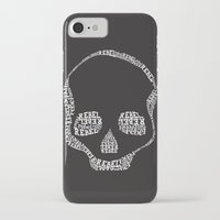 rebel iPhone & iPod Cases featuring Rebel by Estaschia Cossadianos