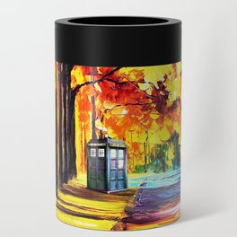 Tardis Stay Alone Can Cooler