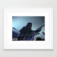 pierce the veil Framed Art Prints featuring Pierce the Veil - 3 by ijsw