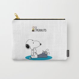 peanuts movie Carry-All Pouch