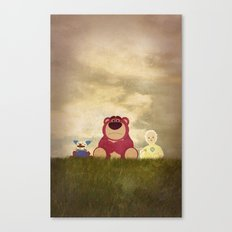 The Tragedy of Lotso Canvas Print