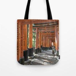 Fushimi Inari-taisha Shrine, Kyoto Tote Bag