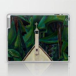 Emily Carr Indian Church Laptop & iPad Skin