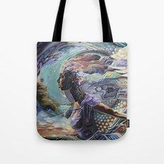 Quantum Leap Tote Bag