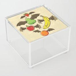 Fruit Bats Acrylic Box