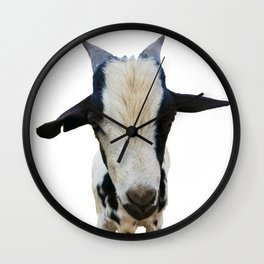 Come at Me! Wall Clock