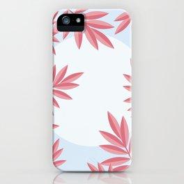 Summer Jungle, Night iPhone Case