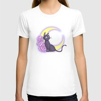 enerjax T-shirts featuring Luna by enerjax