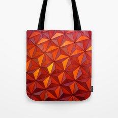Geometric Epcot Tote Bag