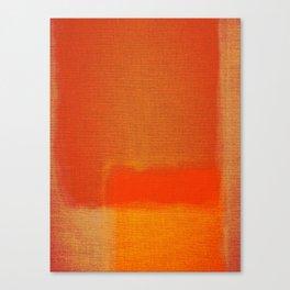 Art contemporary abstract Canvas Print
