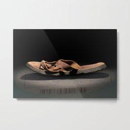 shoe 4 Metal Print