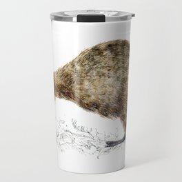 Kiwi bird Travel Mug