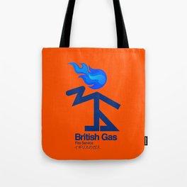 006 BRITISH GAS Tote Bag