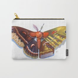 Cecropia Bot Carry-All Pouch