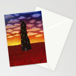 Centre of the Universe Stationery Cards