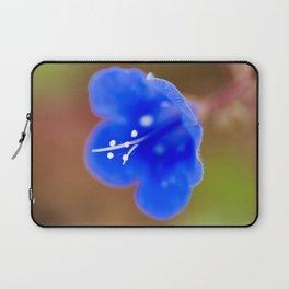 Desert Bluebell Laptop Sleeve