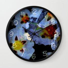 Esteva - Cistus Wall Clock