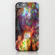Abstracted Thoughts in Multi Color iPhone 6s Slim Case