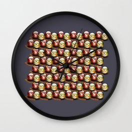 Wanna make orange? Wall Clock
