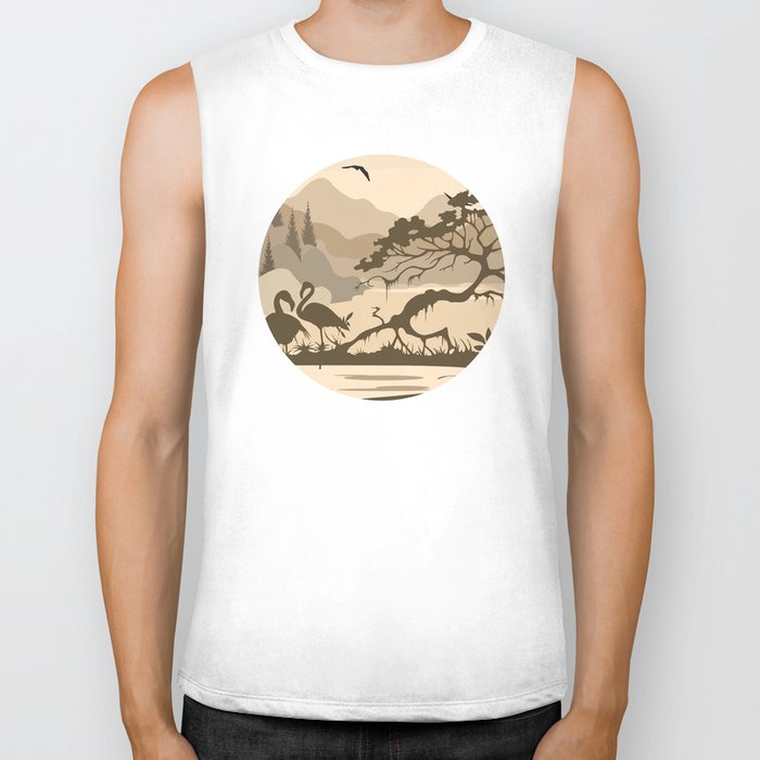 My Nature Collection No. 56 Biker Tank