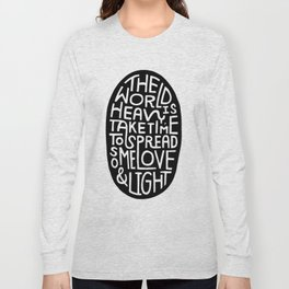 Spread Love & Light Long Sleeve T-shirt