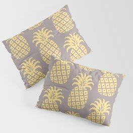 Retro Mid Century Modern Pineapple Pattern 544 Pillow Sham