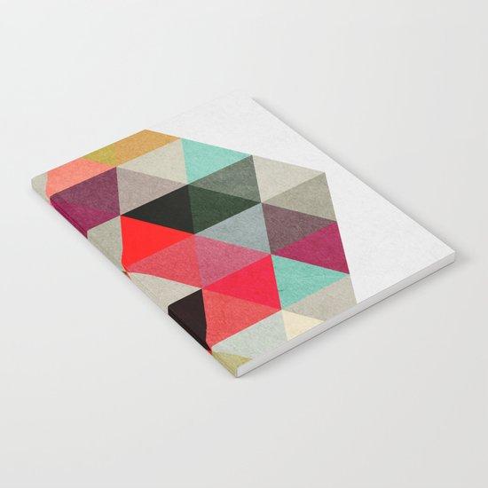 Geo Hex 03. Notebook