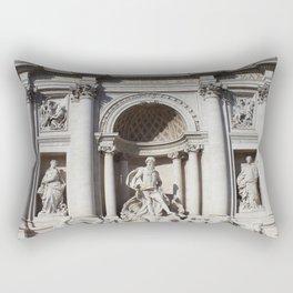 Fontana di Trevi Rome Italy Rectangular Pillow