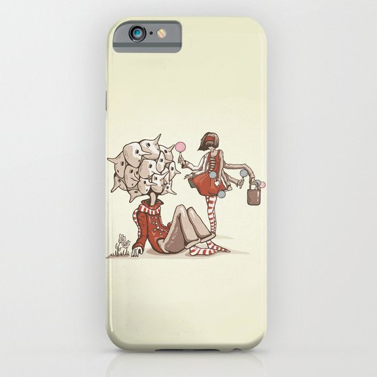 Cheer Up! She Found You iPhone & iPod Case