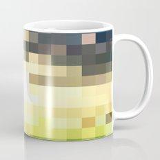 Pixel Sunset Mug