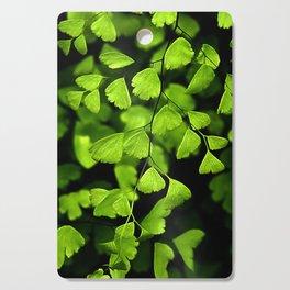 Maidenhair Ferns Cutting Board