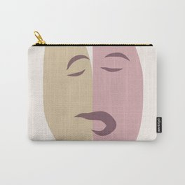 Torn between Carry-All Pouch