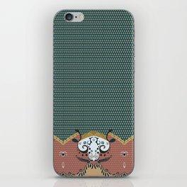 ss16 /// Handmade Arabesque II iPhone Skin