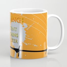 Warning: No Filter Coffee Mug