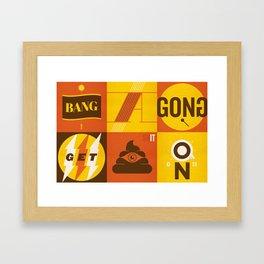 Take It For A Walk Framed Art Print