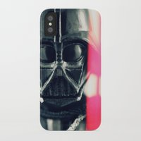 vader iPhone & iPod Cases featuring Vader by Fanboy30