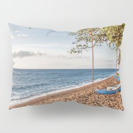Dauin Beach at Sunrise Pillow Sham