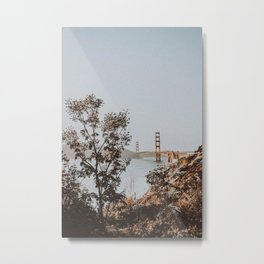 san francisco, california Metal Print