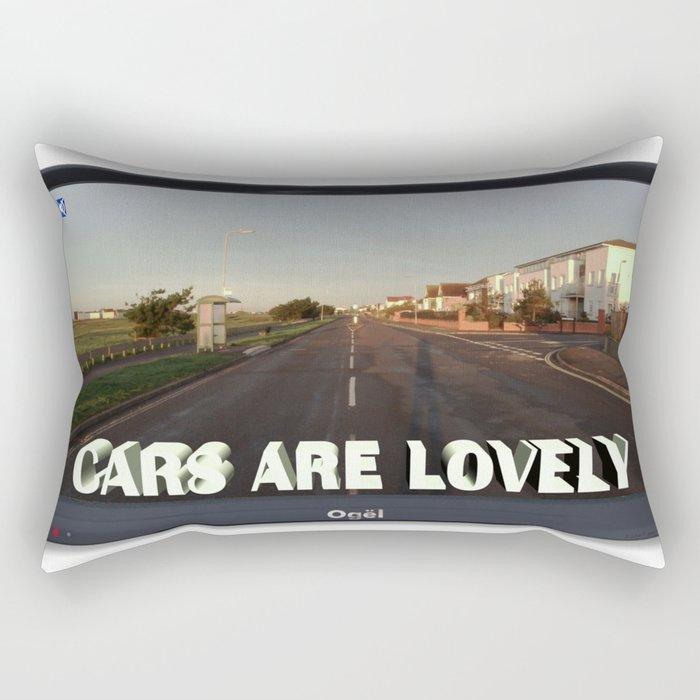 The Myth of Cars 01 Rectangular Pillow