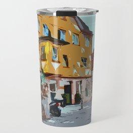 The Yellow House Travel Mug
