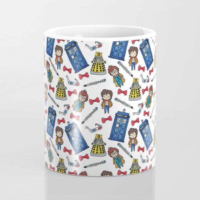 Time Lords Coffee Mug
