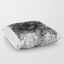Spinning Roses Floor Pillow