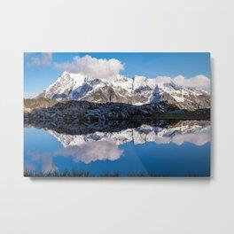 Mt Shuksan 2 Metal Print
