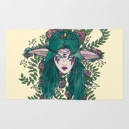 Elf Queen Rug